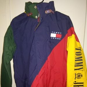 Tommy Hilfiger Windbreaker Urban Outfitters